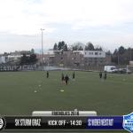 Spielanalyse – SK Sturm Graz : SC Wiener Neustadt