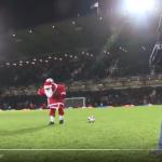 Santa Soccer Skills